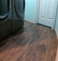 laundry room flooring Transform Your Laundry Room Floor With Faux Wood Vinyl Flooring | Hometalk