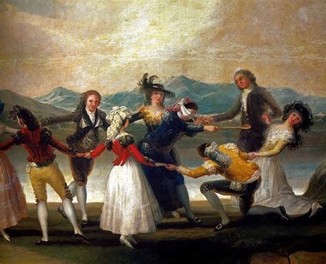 blind s bluff francisco de goya blind s bluff 1789 at prado museu