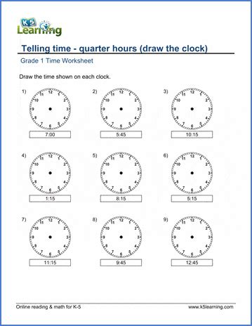 grade  math worksheets pages  learning