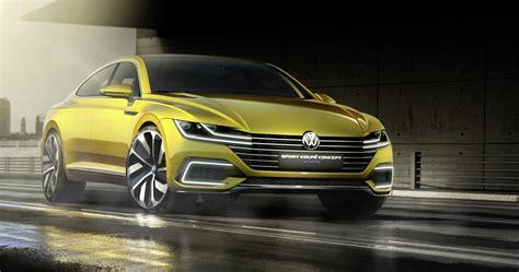 volkswagen sport coupe concept gte news