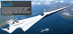 NASA and DARPA working towards quiet supersonic planes ...