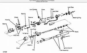 1990 Oldsmobile 88 Royal Steering Column Diagram Please