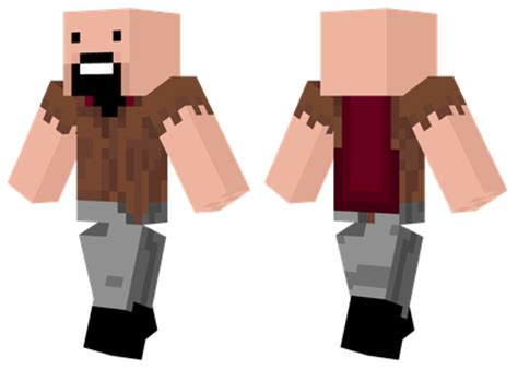 notch minecraft skins