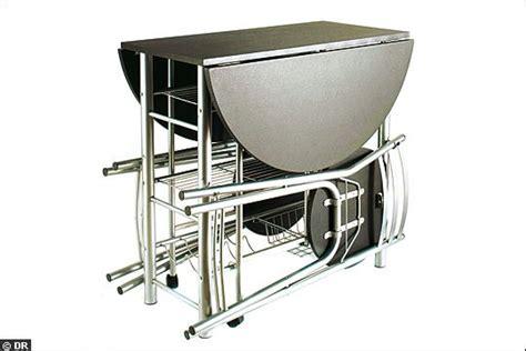table de cuisine avec chaise encastrable table de cuisine avec chaise mobilier sur enperdresonlapin