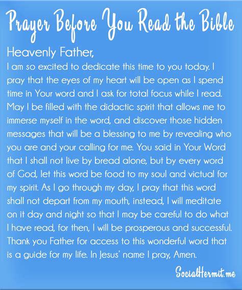 prayer   read  bible bible prayers prayers