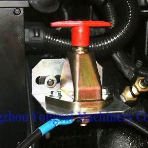 Manual Battery Isolator Switch