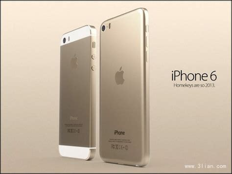 what colors does the iphone 6 come in iphone6无边框土豪金概念图片