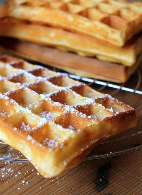 recette pate a gaufre thermomix gaufres crousti moelleuses comme 224 la f 234 te foraine cooking mumu