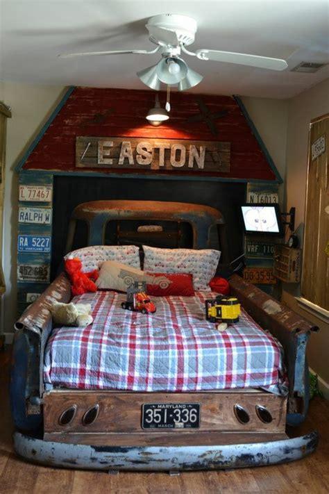 upcycled truck bed frame home design garden architecture blog magazine