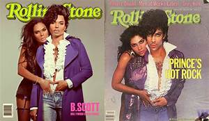 B. Scott Covers Rolling Stone Magazine as Prince in His ...