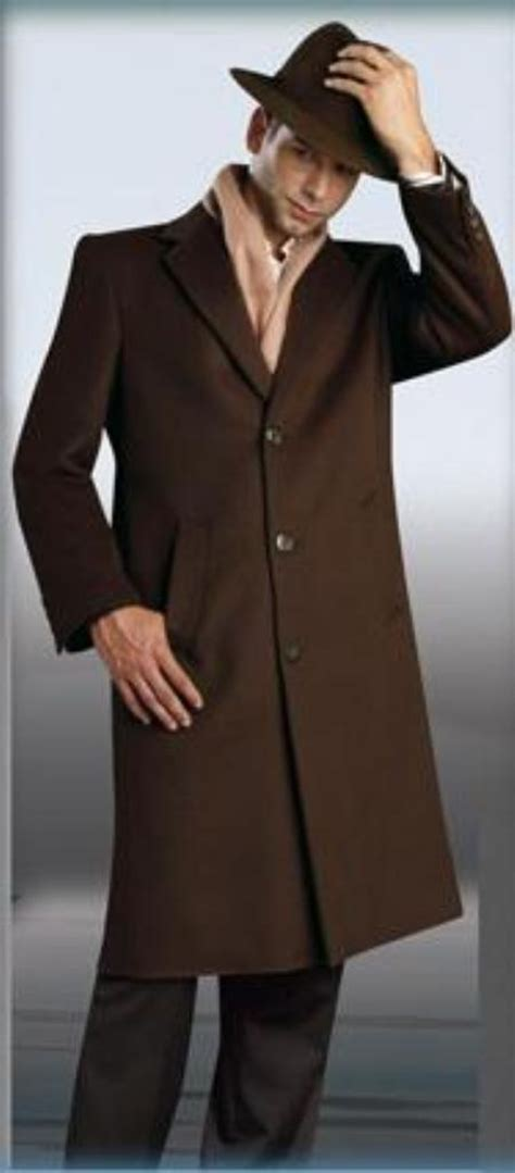 single button woolen coat sku sentry choclate brown topcoat overcoat 45 quot single br