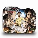 Icon Folder Season Shingeki Kyojin Deviantart