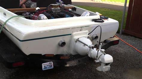 1978 Kona Fiberglass Jet Boat, With A 413 Chrysler And