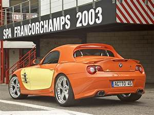 2003 AC Schnitzer V8 Topster Review Top Speed