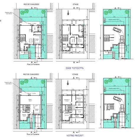 plan cuisine 12m2 agréable amenagement cuisine 12m2 12 suite parentale