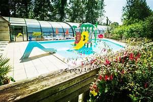 aires de jeux aquatiques spa camping 4 etoiles baie de With camping baie de somme piscine couverte 13 cabane dans les arbres 5 pers avec piscine en baie de somme