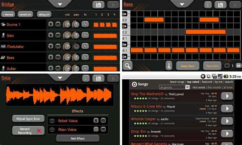 Where to find your recorded video with music. Best Android apps for singers - Android Authority