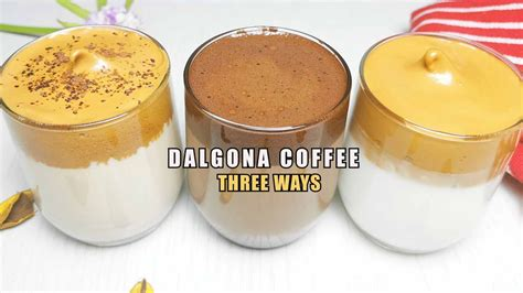Dalgona coffee came about during the 2020 pandemic when south koreans were sharing recipes online to make their experience better. 3 Ingredients Dalgona Coffee |How To Make Dalgona Coffee | Sooper Food - YouTube