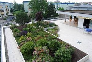 Pflanzen Für Raucher : flachdach terasse bau gestaltung sicherheit ~ Markanthonyermac.com Haus und Dekorationen