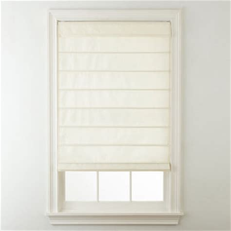 Jcpenney Home™ Savannah Cordless Roman Shade Jcpenney