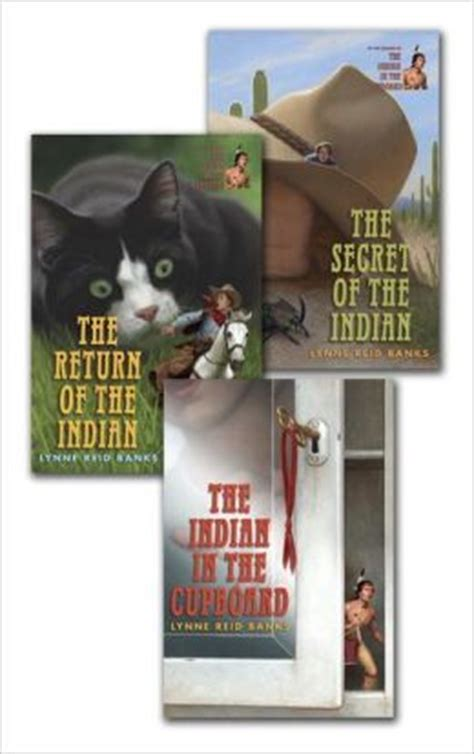 Indian In The Cupboard Series the indian in the cupboard series by lynne banks