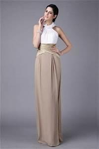 Robe Pour Mariage Chic : robe chic pour invit e mariage deux tons ~ Preciouscoupons.com Idées de Décoration