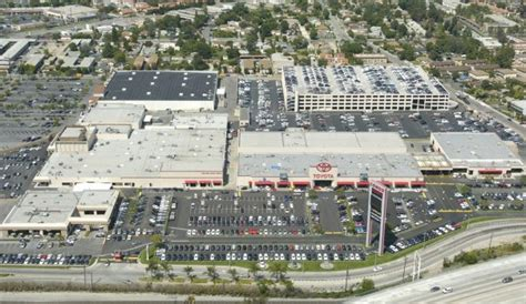 The Largest Toyota Dealership Of The World