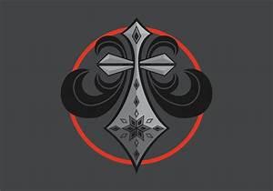 Affliction Logo Illustration