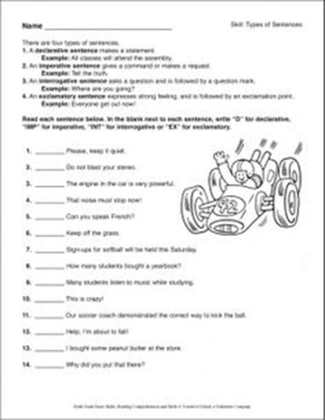reading comprehension worksheets grade 7 the best