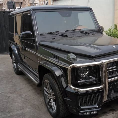 Mercedes amg g63 celebrates 20th anniversary with cool packages. Mercedes G-wagon - Rentall Nigeria