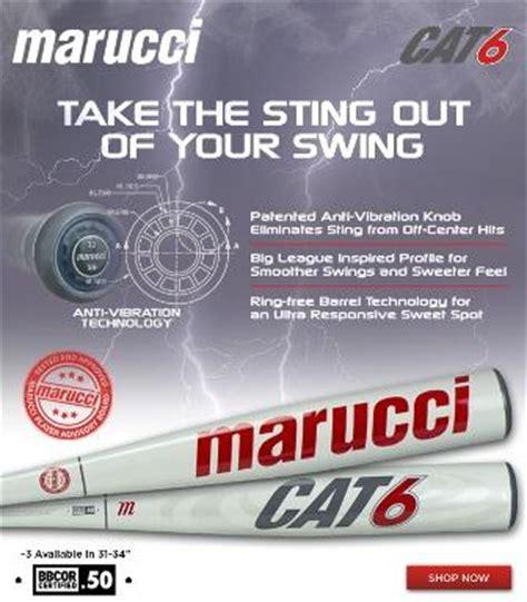 amazoncom marucci cat  bbcor baseball bat sports