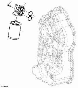John Deere 310j Loader Backhoe Parts