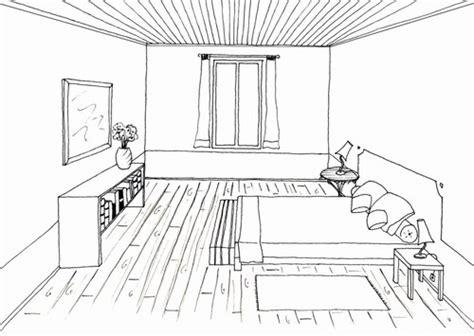 dessin en perspective d une chambre dessiner sa chambre en perspective chaios com