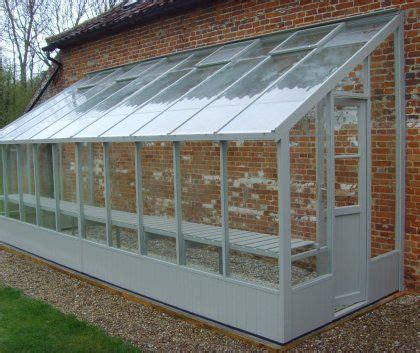 Protect your plants from pests and extend your harvest season by making a diy homemade greenhouse. Swallow Dove 6x20 Lean to Greenhouse | Backyard greenhouse ...