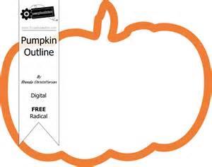 Pumpkin Outline