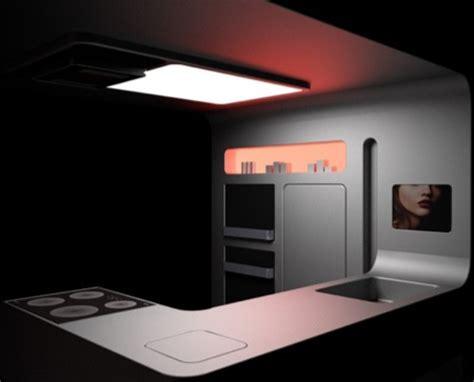 gorenje futuristic kitchen by ora ito tuvie