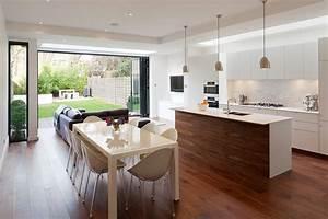 cuisine design avec ilot dootdadoocom idees de With cuisine design avec ilot central
