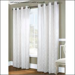 White Blackout Curtains Target by Curtains Target Rooms