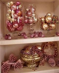 Gold Christmas Decorations on Pinterest