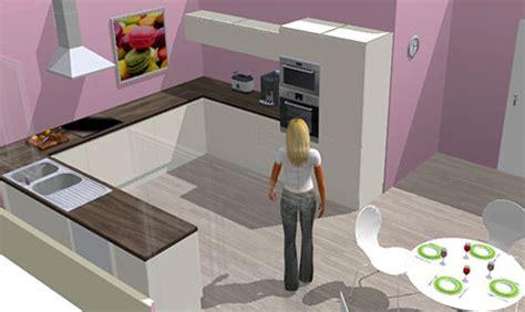 cuisine en direct cuisine en ligne 3d