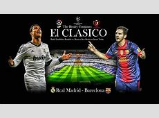 Real Madrid vs Barcelona Wallpaper 80+ pictures