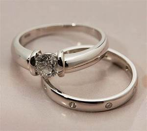 platinum diamond engagement wedding ring set com582 With platinum diamond wedding ring