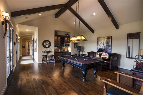 Custom Home Game Rooms & Media Design By Jeff Paul Custom