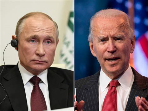 Biden urges Russia to act against ransomware attacks ...