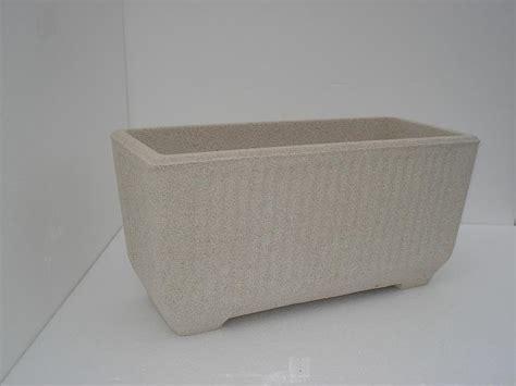 vasi in graniglia vasi in cemento usati