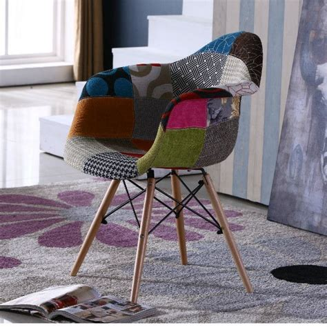 chaise eames patchwork 33 best eames style images on wing chairs tub