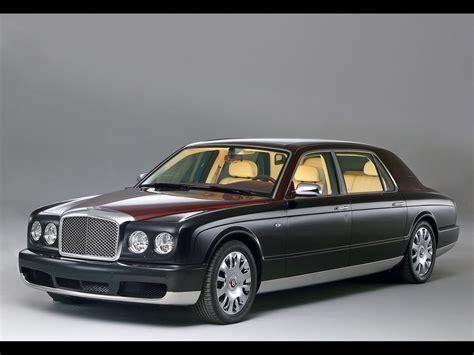2005 Bentley Arnage Limousine