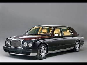 2005 Bentley Arnage Limousine History  Pictures  Value