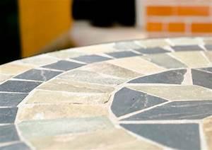 Mosaik Selber Fliesen Auf Altem Tisch : tisch fliesen anleitung in 6 schritten ~ Watch28wear.com Haus und Dekorationen