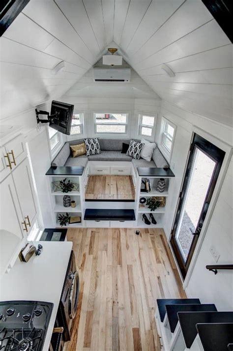 kokosing   modern modern tiny house tiny house design built  couch
